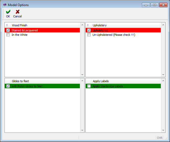 concurrent data inputs and displays in Genero